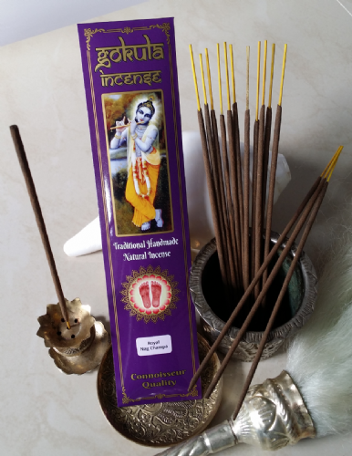 Royal Nag Champa Incense Sticks - 20 grams